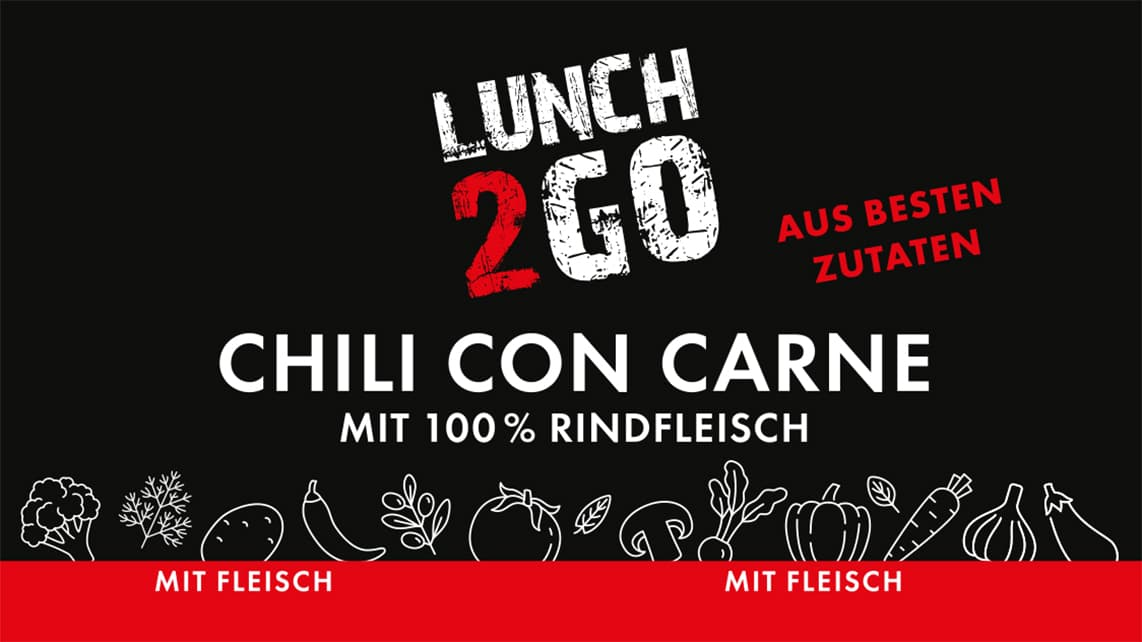 Lunch2Go - Chilli con Carne